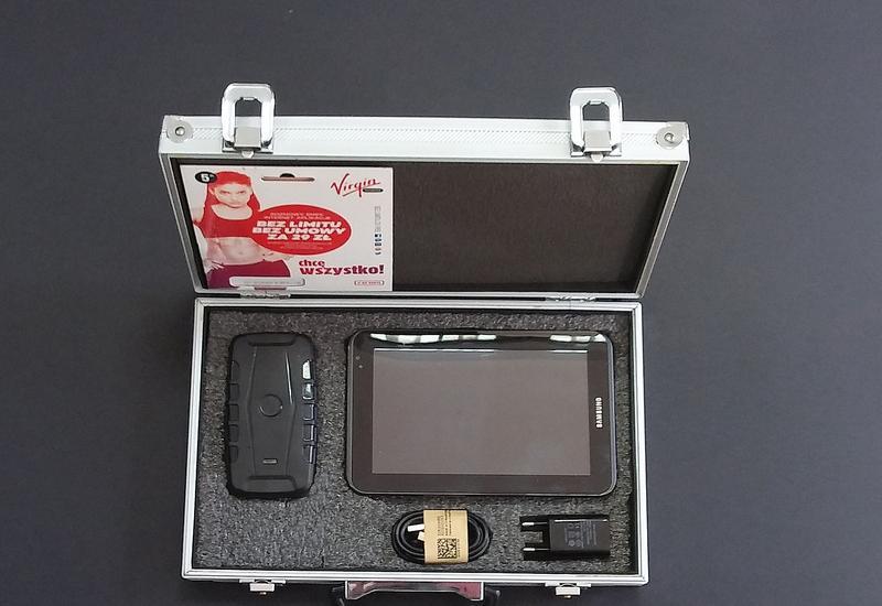mikrofony, sprzęt do inwigilacji