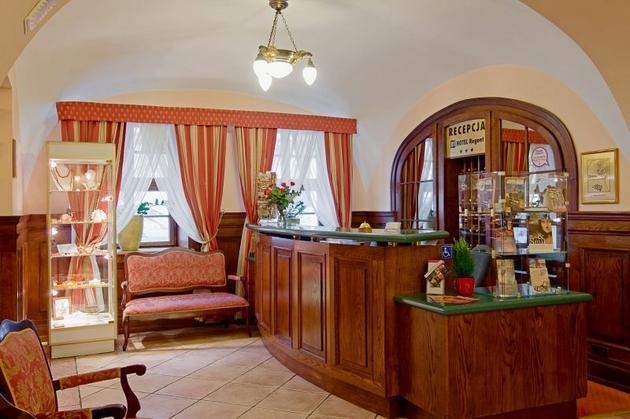 restauracje w krakowie - RT Regent - hotel zdjęcie 11