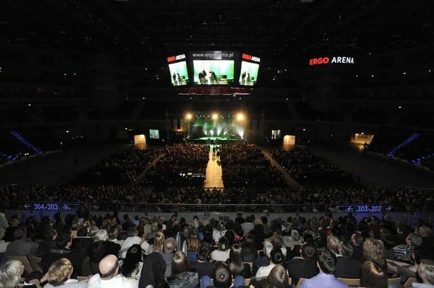 konferencja gdańsk - Ergo Arena zdjęcie 10
