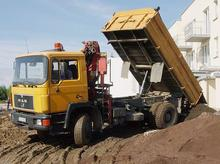 Sprzęt budowlany firmy Tobruk