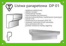 Listwy parapetowe DP