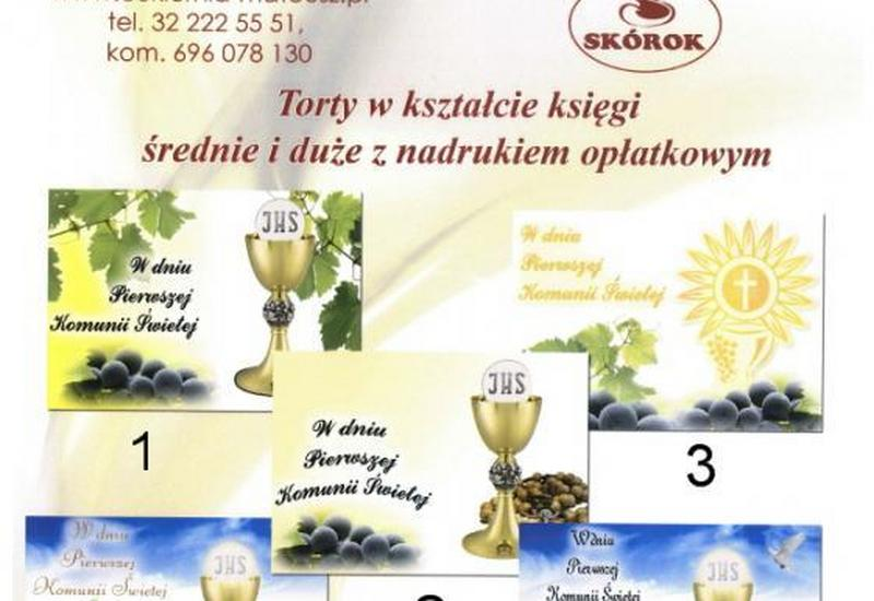 babki - Cukiernia Skórok - torty ... zdjęcie 4