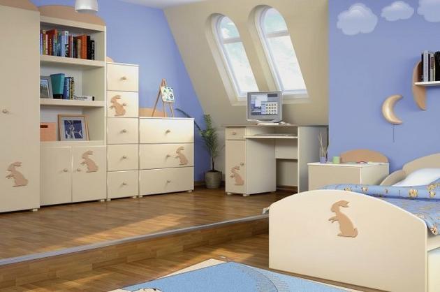 łóżka jednoosobowe - Gibbon - Salon Meblowy zdjęcie 3