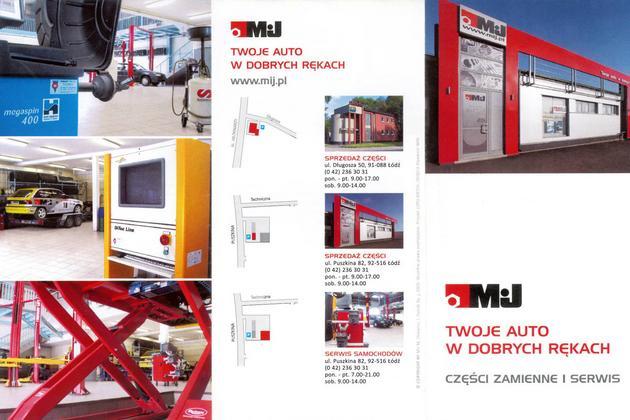 wymiana oleju w skrzyni biegów - Firma MiJ. Serwis Samocho... zdjęcie 1