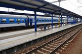 Dworzec Kolejowy Warszawa Centralna - Dworzec PKP