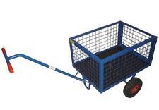 wózki nożycowe - TAURUS. Wózki paletowe, r... zdjęcie 11