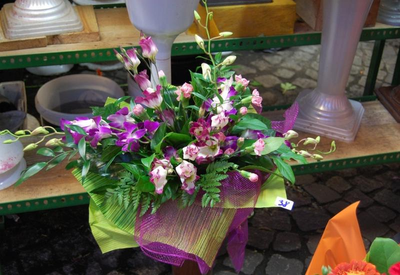 dekoracje sal weselnych - Fabryka Bukietów. Kwiacia... zdjęcie 4