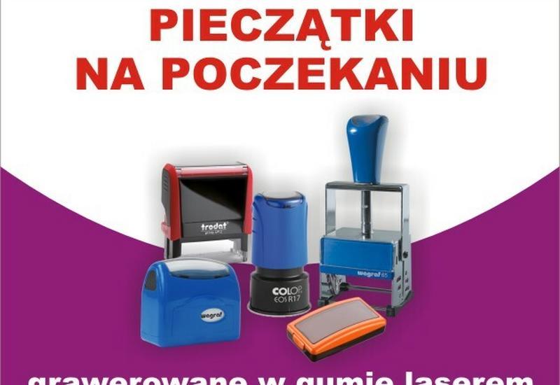pieczątki na poczekaniu - JAND Andrzej Skrabek zdjęcie 2