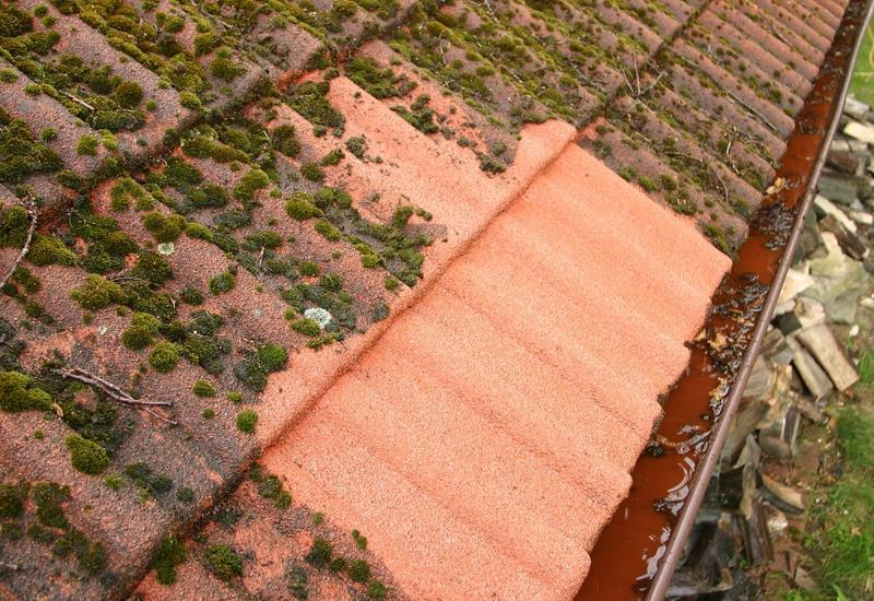 czyszczenie dachówki - FUH MARKS MAREK JAWORSKI zdjęcie 3