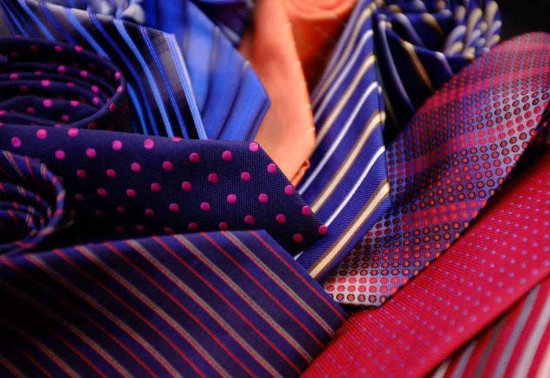 Garnitury, koszule, krawaty