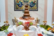 Czekoladowa fontanna w Soplicowie