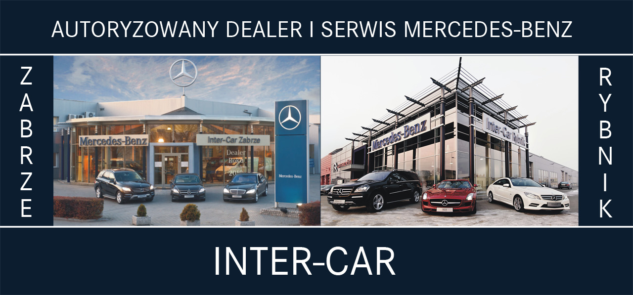 Inter car zabrze autoryzowany salon i serwis mercedes for Intercar mercedes benz