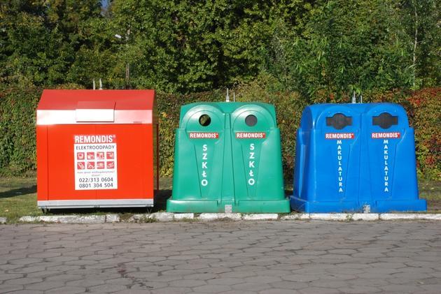 zużyty sprzęt rtv - Remondis Electrorecycling... zdjęcie 2