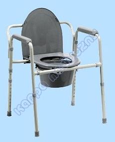 Krzesło toaletowe składane AR-101