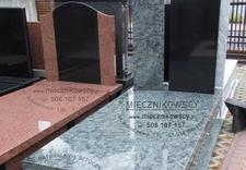 wyroby ze stali szlachetnej na nagrobki - K.N.IS.Miecznikowscy kami... zdjęcie 14