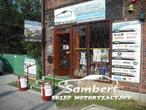 Sklep motoryzacyjny SAMBERT - części i akcesoria samochodowe
