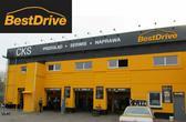 CKS BestDrive - wymiana opon, myjnia samochodowa, stacja kontroli pojazdów