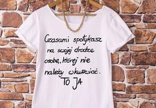 koszulki ręcznie malowane - Nellyfashion zdjęcie 6