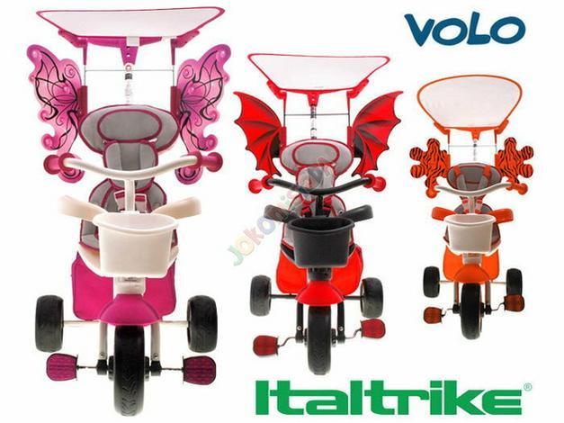 ITALTRIKE 3 kołowy Rowerek Volo dla dzieci RO0079. Kup TERAZ NA WWW – SUPER PROMOCJA!