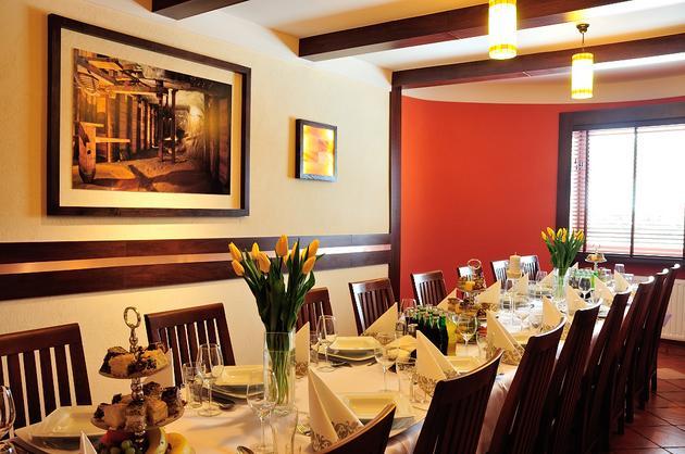 obiady - Zajazd Wielicki - restaur... zdjęcie 8