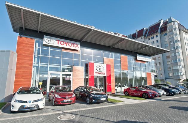 zastępczy - Toyota Centrum Wrocław zdjęcie 2