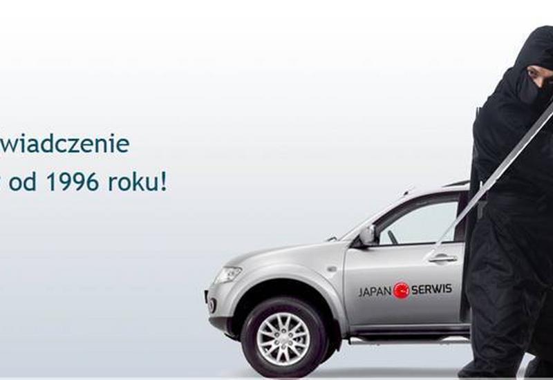 Serwis aut japońskich