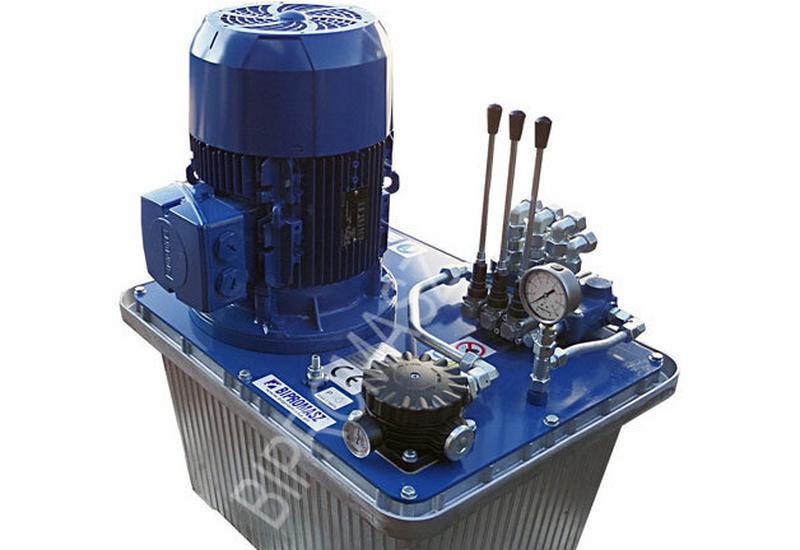 agregaty elektryczne - Bipromasz Sp. z o. o. Sp.... zdjęcie 4