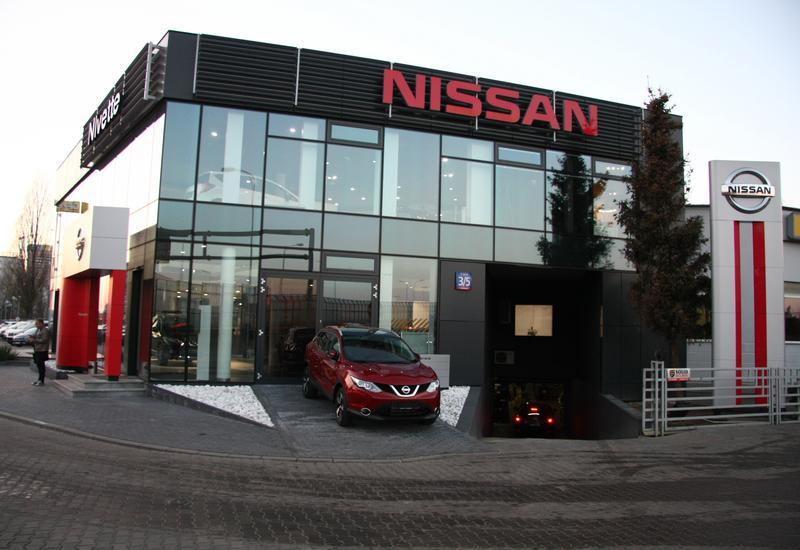 nissan warszawa - NISSAN NIVETTE zdjęcie 1