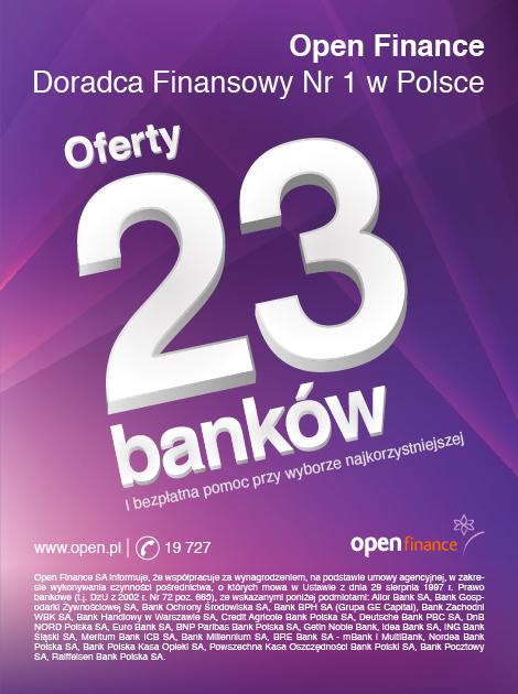 inwestycje - Open Finance SA zdjęcie 1