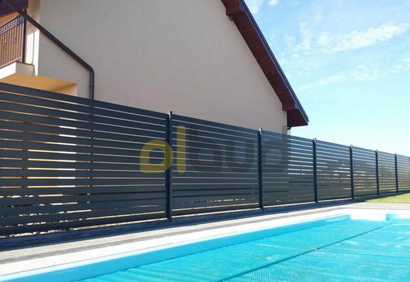 murowane - Olbud - bramy ogrodzenia zdjęcie 1