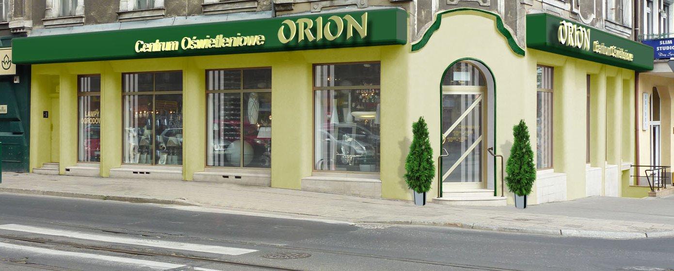 Centrum Oświetleniowe Orion Lampy żarówki Abażury Poznań
