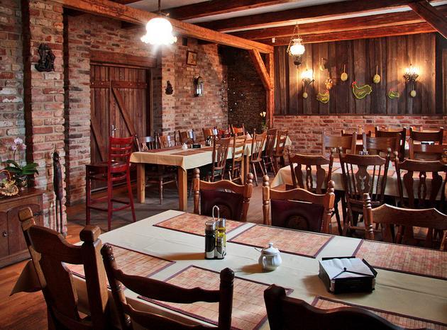 kuchnia polska - Restauracja Stary Młyn. O... zdjęcie 8