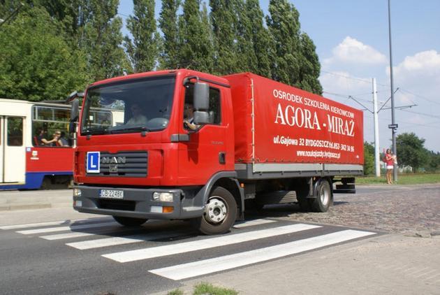 kat. b1 - Agora-Miraż Ośrodek Szkol... zdjęcie 1