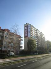 Reklamy wielkoformatowe na budynkach