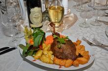 Świeża Gęsina w Soplicowie