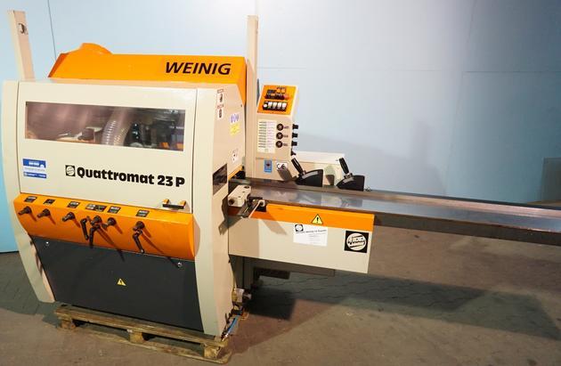 - max szerokość obrabianego elementu 24cm - max wysokość obrabianego elementu 15cm - stan idealny, produkcji niemieckiej