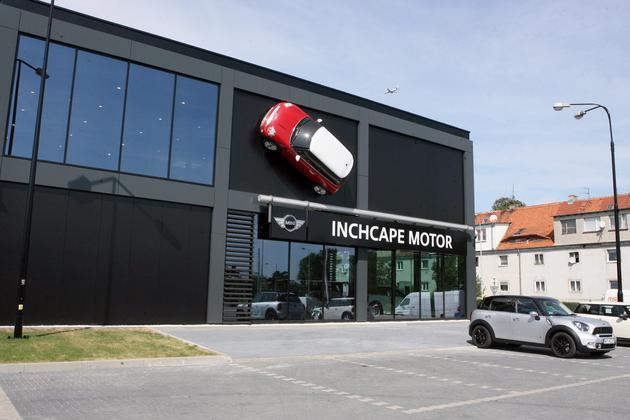 motocykl - BMW Inchcape Motor - salo... zdjęcie 2