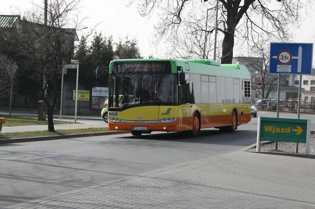 Komunikacja Gminy Tarnowo
