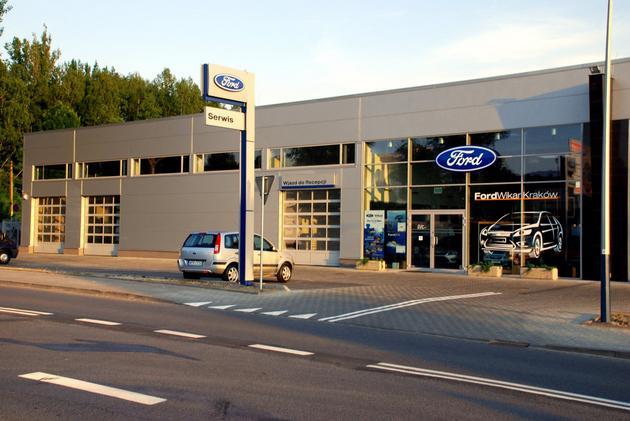 samochód nowy - Ford Kraków Wikar Autoryz... zdjęcie 4