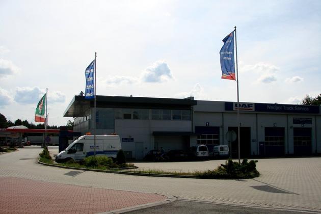 pomoc drogowa dla ciężarówek - Nedpol Truck Service. Ser... zdjęcie 3