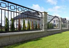 gabiony ogrodzeniowe - Olbud - bramy ogrodzenia zdjęcie 6