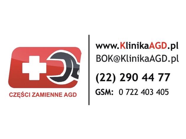Części zamienne AGD, Akcesoria AGD, Serwis AGD