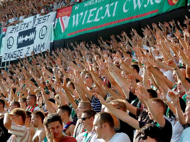 klub piłkarski legia - Stadion Legii Warszawa zdjęcie 2
