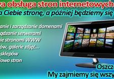 Serwis komputerów, laptopy, obsługa informatyczna firm