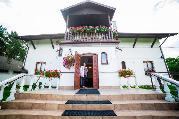 dom opieki dla osób starszych - Dom Opieki Olimp w Józefo... zdjęcie 4