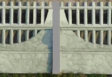 ogrodzenia betonowe - Zakład Betoniarski W. Mal... zdjęcie 2