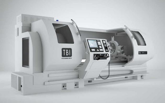tech - TBI Technology. Obrabiark... zdjęcie 1