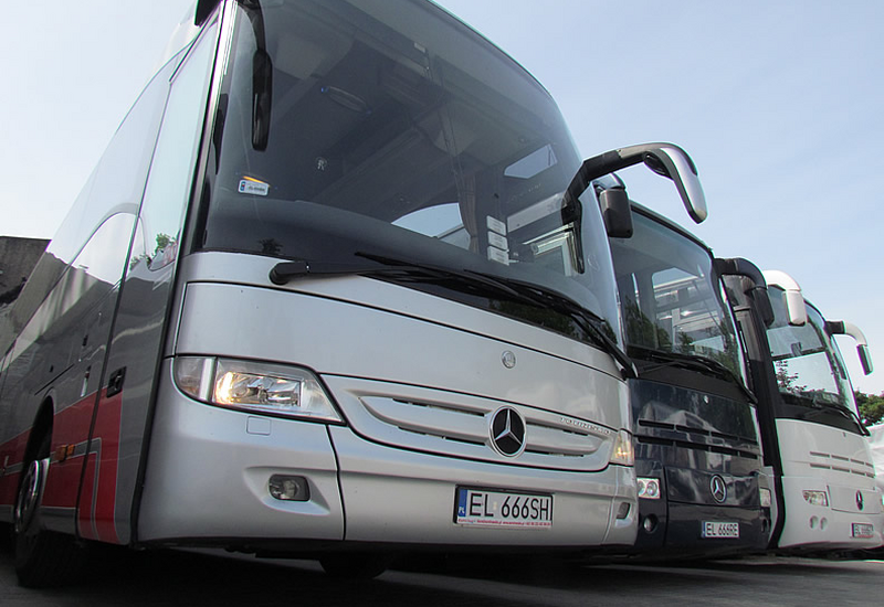 Przewozy osób - Express Bus Wynajem busów... zdjęcie 2