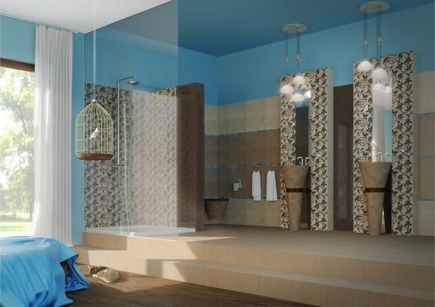 łazienki projekty - Salon Płytek Ceramicznych... zdjęcie 3