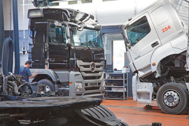 aut użytkowych - Mercedes-Benz Sosnowiec S... zdjęcie 7